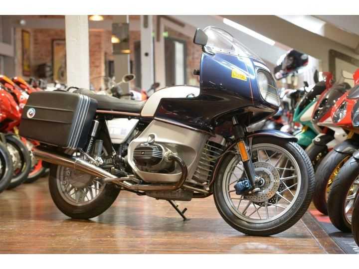 BMW R100 RS BMW Tourer with full Krauser Luggage 980cc image