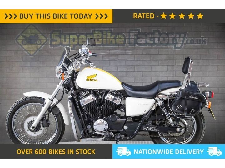 Honda VT750 ALL TYPES OF CREDIT ACCEPTED 745cc image