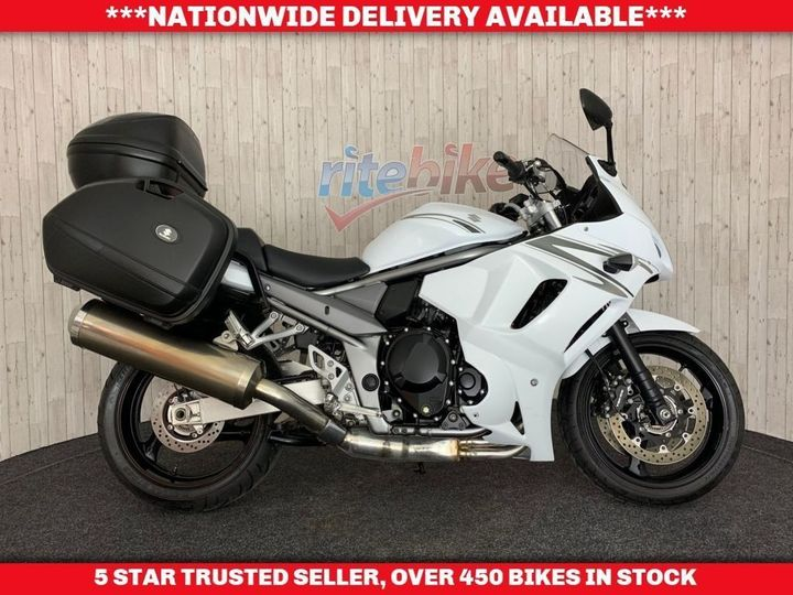Suzuki GSX1250 FAL2 ABS MODEL 1 OWNER FROM NEW 2013 13 PLATE 1255cc image