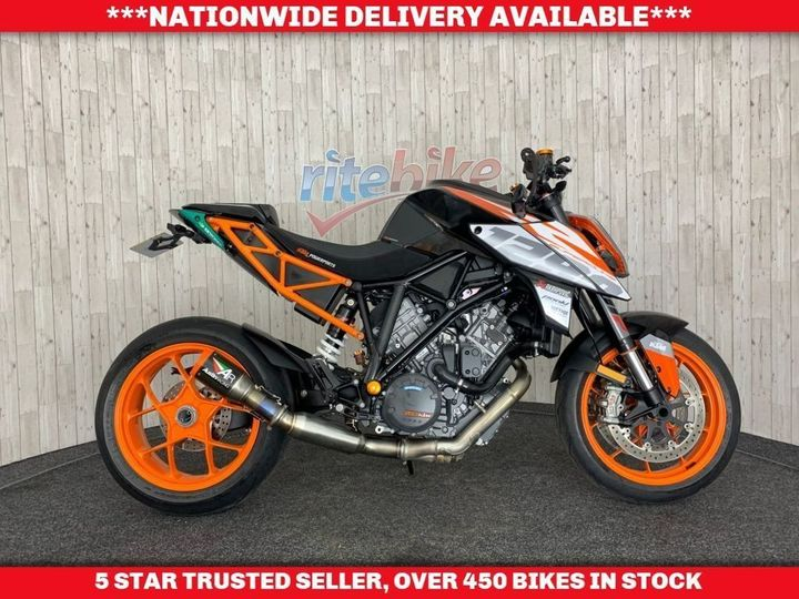 KTM SUPERDUKE 1290 R SPECIAL EDITION 16 ABS MODEL LOW MLS 2016 66 … image