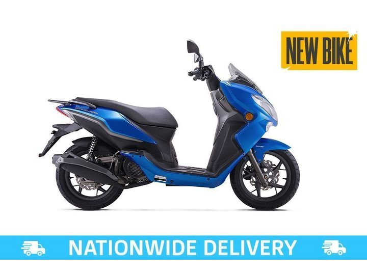 Keeway CITYBLADE ALL TYPES OF CREDIT ACCEPTED 125cc image