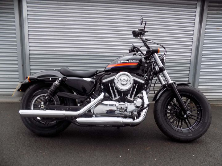 Harley-Davidson Sportster 1200 Forty Eight Special 1202cc image