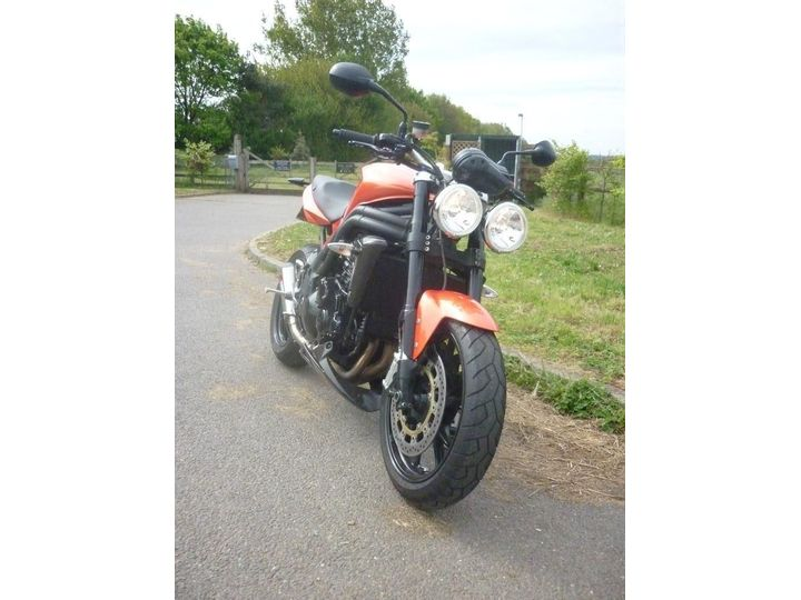 Triumph Motorcycles For Sale New And Used Triumph Motorbikes
