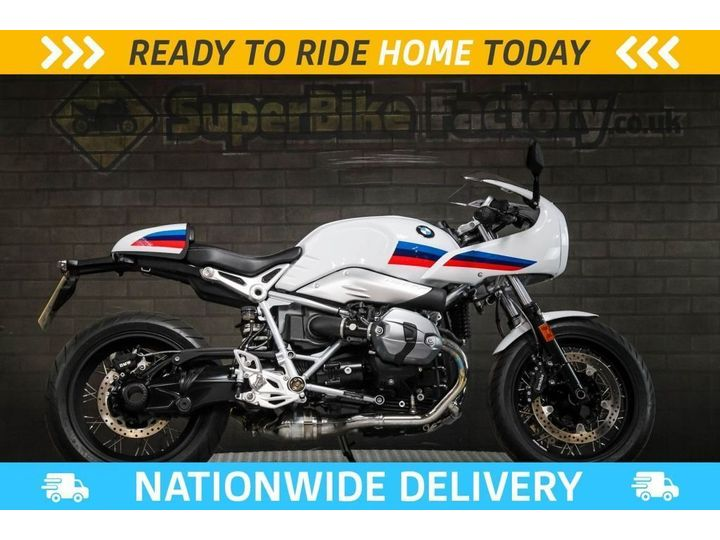 BMW R NINE T RACER ABS ALL TYPES OF CREDIT ACCEPTED 1170cc image