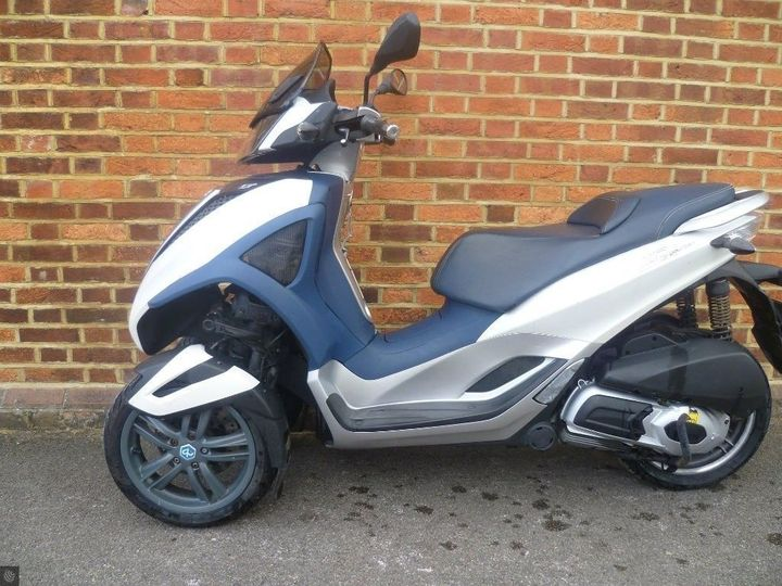 Three-Wheeler motorcycles for sale | New and used Three