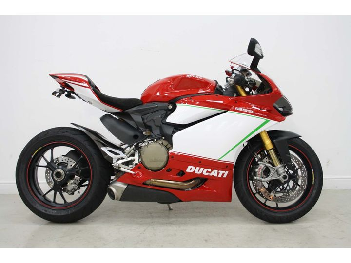 Ducati 1299 Panigale 1300 S ABS 1285cc image