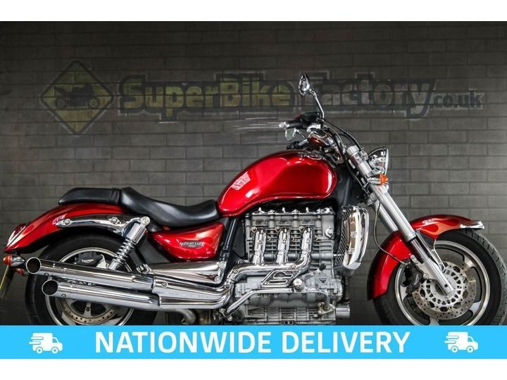 Triumph ROCKET 111 ALL TYPES OF CREDIT ACCEPTED 2294cc image