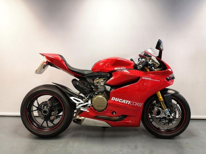 Ducati 1199 S Panigale ABS 1198cc image
