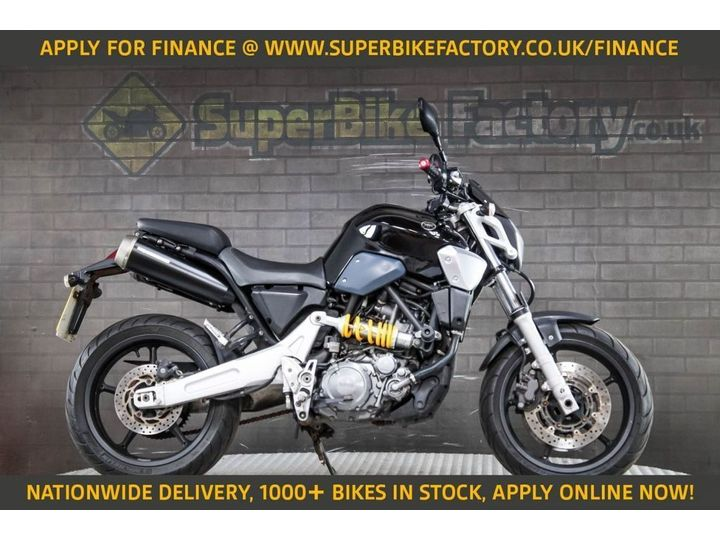Yamaha MT - 03 ALL TYPES OF CREDIT ACCEPTED 660cc image