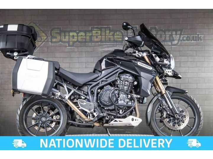 Triumph EXPLORER 1215 ALL TYPES OF CREDIT ACCEPTED 1215cc image