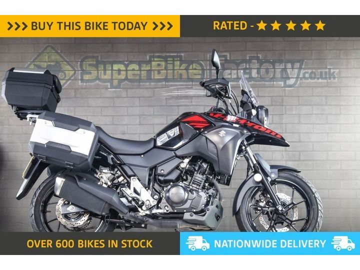 Suzuki V-STROM 250 248 - ALL TYPES OF CREDIT ACCEPTED. 248cc image