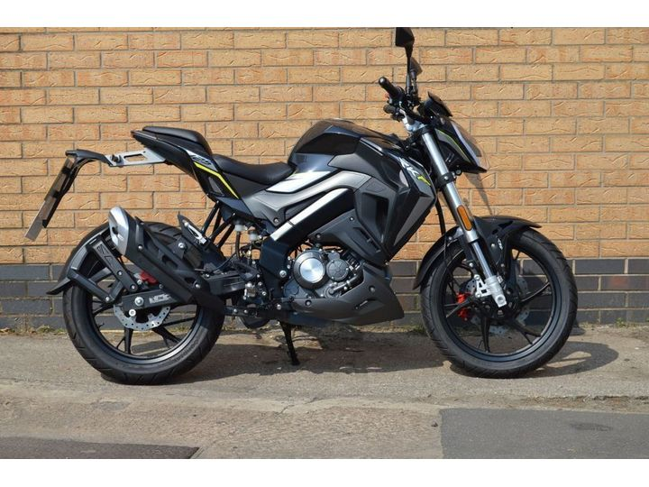 Keeway RK 125 CC FULLY SERVICED +HEALTH CHECKED 125cc image