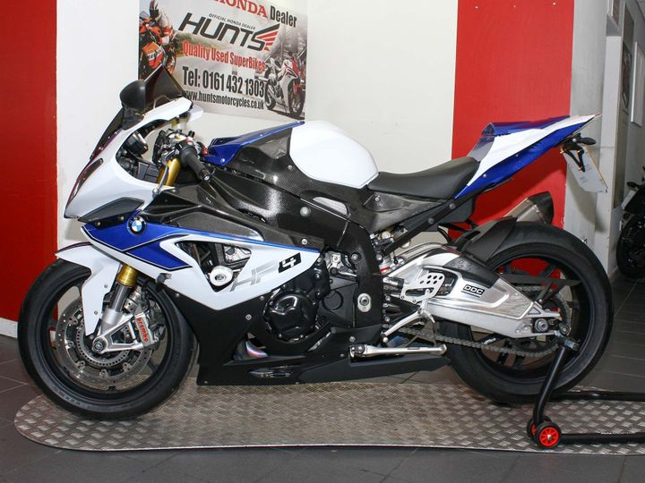 BMW HP4 1000 ABS Supersport 999cc image