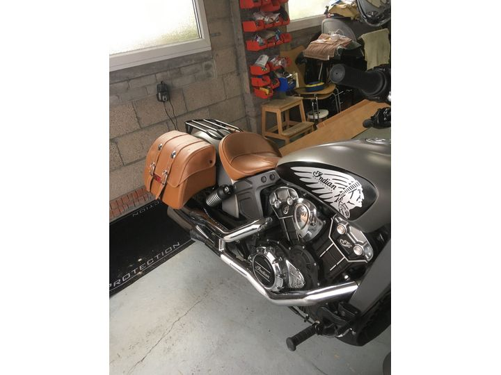 Indian Scout 1133cc image