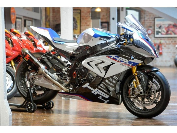 BMW HP4 Race THE ULTIMATE BMW Delivery Mileage No: 382 of 750 … image