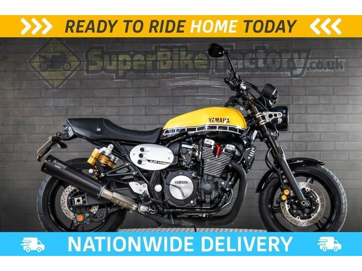 Yamaha XJR1300 ALL TYPES OF CREDIT ACCEPTED 1251cc image