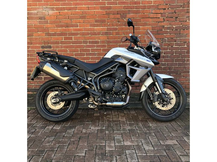 Triumph Tiger 800 XR Adventure 799cc image