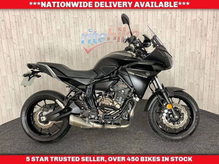 Yamaha TRACER 700 MT-07 ABS MODEL GENUINE LOW MILEAGE 2017 17 689cc image