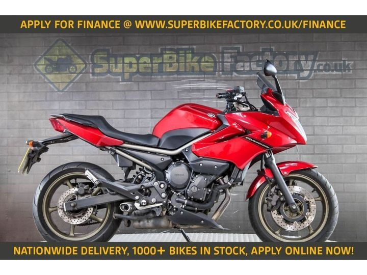 Yamaha XJ6 ALL TYPES OF CREDIT ACCEPTED 599cc image