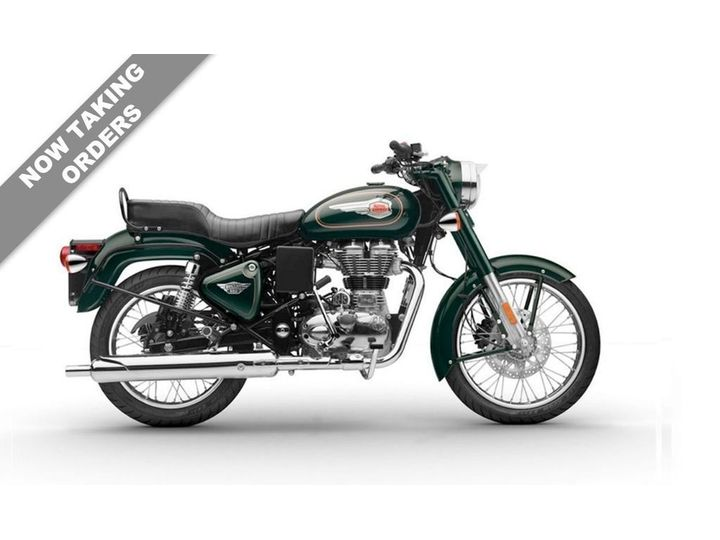 Royal Enfield BULLET CLASSIC EFI E4 ROMANCING WITH HISTORY ***NOW … image