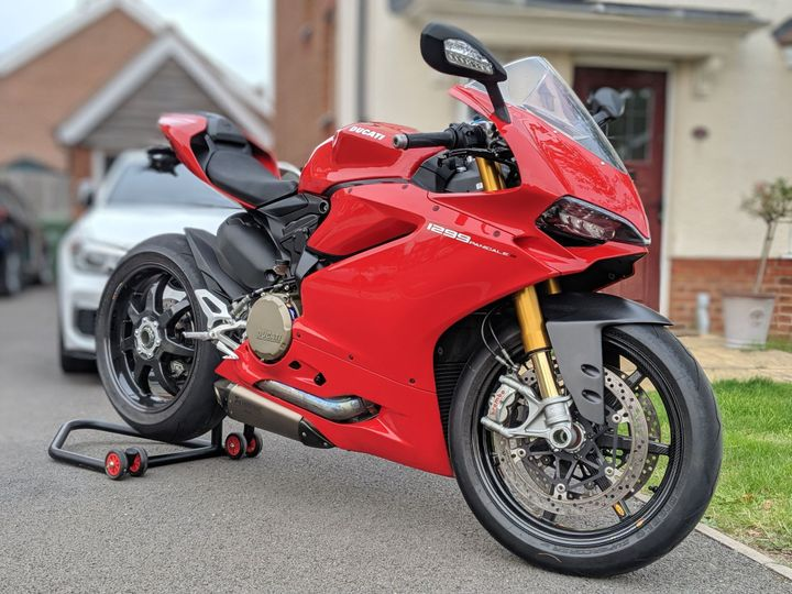 Ducati 1299 Panigale S image