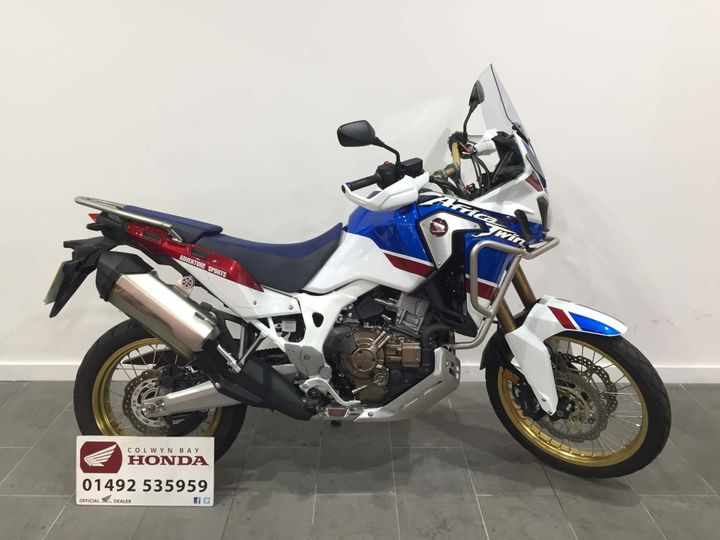 Honda CRF1000L Africa Twin ABS DCT 998cc image