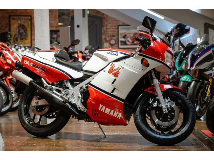 Yamaha RD500LC Stunning example, one owner from new. 499cc image