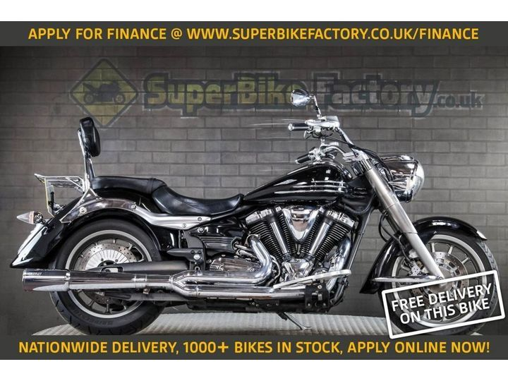 Yamaha XV1900 ALL TYPES OF CREDIT ACCEPTED 1854cc image