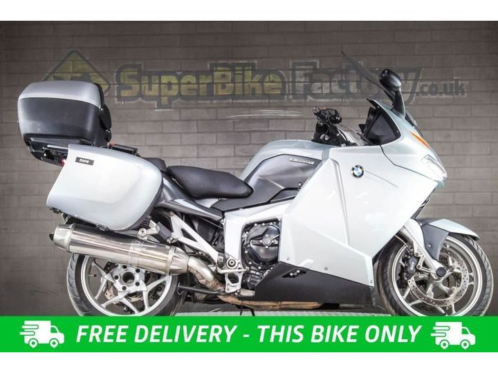 BMW K1200GT ALL TYPES OF CREDIT ACCEPTED 1157cc image