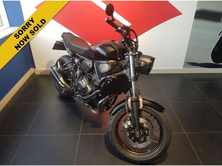 Yamaha XSR700 ***FITTED WITH TWIN AKRAPOVIC PIPES***SOLD*** ***XSR … image