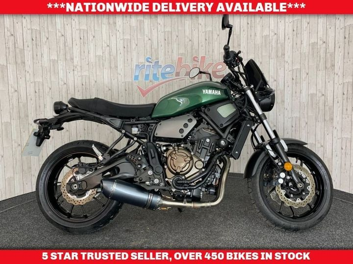 Yamaha Xsr700 Motorcycles For Sale On Auto Trader Bikes