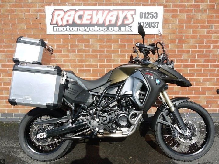BMW F800 GS ADVENTURE 798cc image