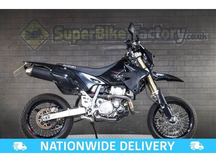 Suzuki DR-Z400 ALL TYPES OF CREDIT ACCEPTED. 398cc image