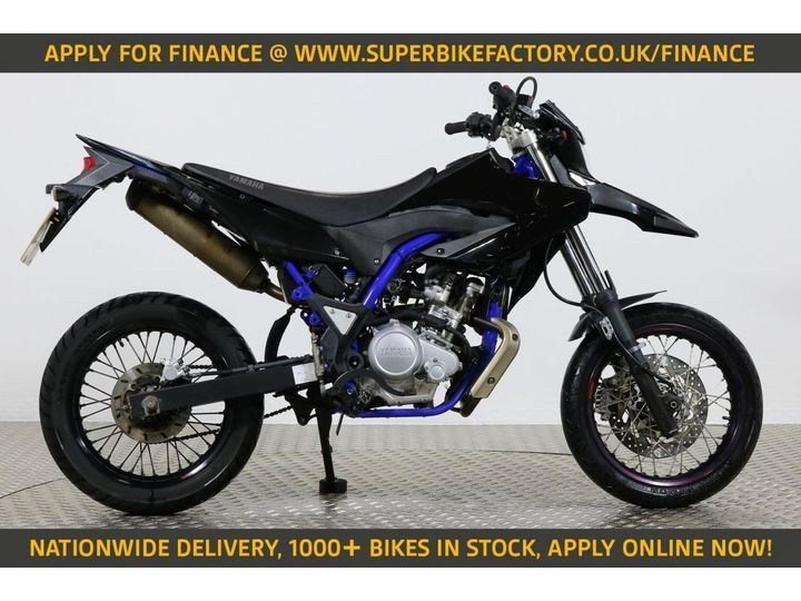 Yamaha WR125 X ALL TYPES OF CREDIT ACCEPTED 124cc image