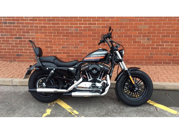 Harley-Davidson Sportster Forty Eight Special XL1200XS 1202cc image