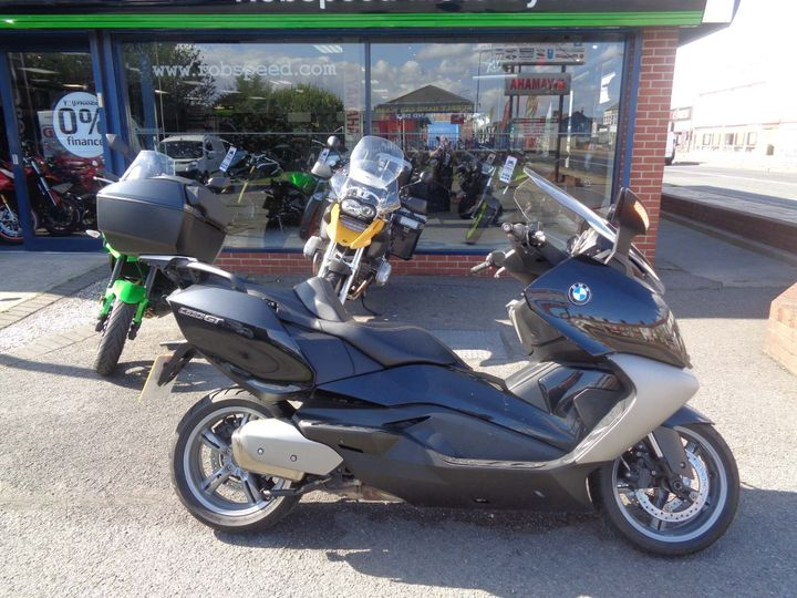 BMW C650 GT Scooter 647cc image