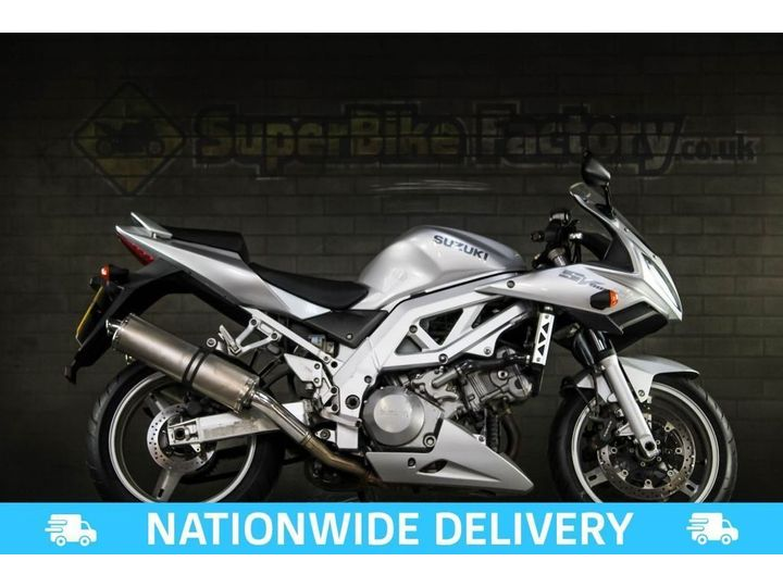 Suzuki SV1000S ALL TYPES OF CREDIT ACCEPTED. 996cc image