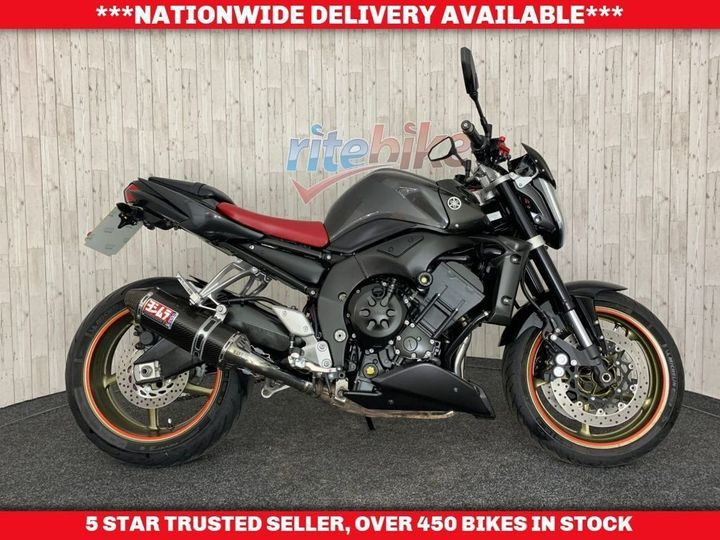 Yamaha FZ1 N FAZER GENUINE LOW MILEAGE VERY CLEAN EXAMPLE 2009 59 … image