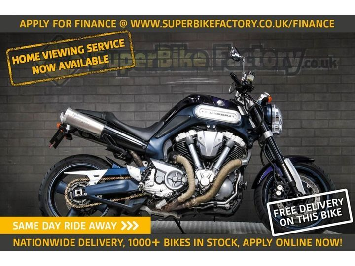 Yamaha MT-01 ALL TYPES OF CREDIT ACCEPTED 1700cc image