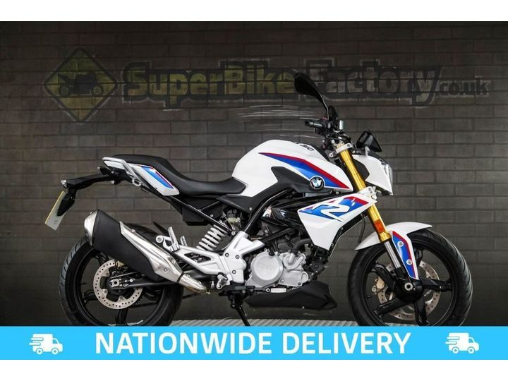 BMW G310R ALL TYPES OF CREDIT ACCEPTED 313cc image