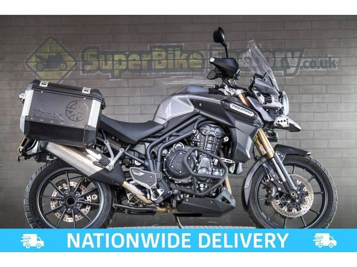 Triumph EXPLORER ALL TYPES OF CREDIT ACCEPTED 1215cc image