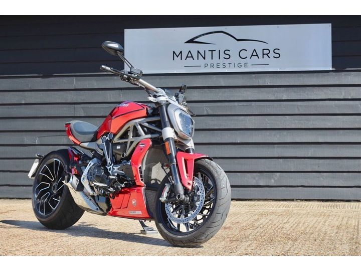 Ducati DIAVEL X S RESERVE ONLINE - UK DELIVERY 0 litre image