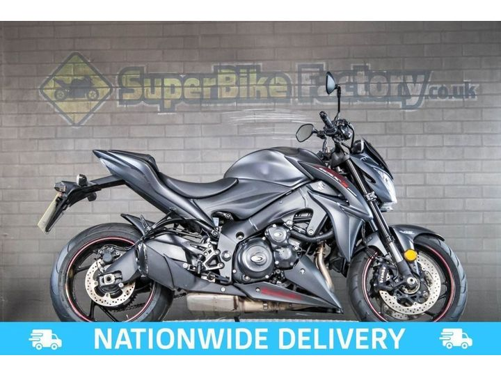 Suzuki GSX-S1000 ALL TYPES OF CREDIT ACCEPTED. 999cc image