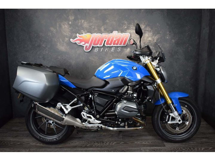 BMW R1200R ABS Naked 1170cc image