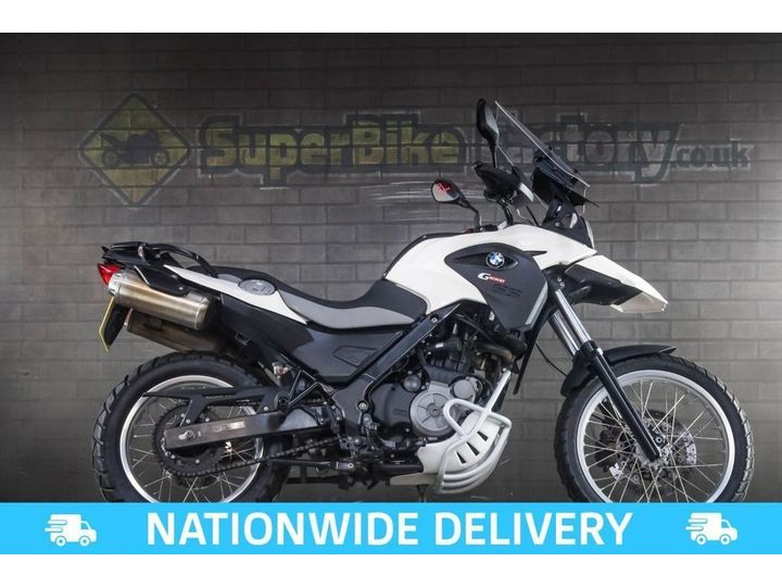 BMW G650 GS ALL TYPES OF CREDIT ACCEPTED 652cc image