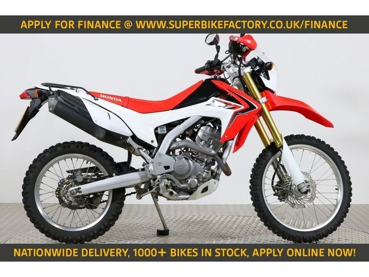 Honda CRF250L ALL TYPES OF CREDIT ACCEPTED. 250cc image