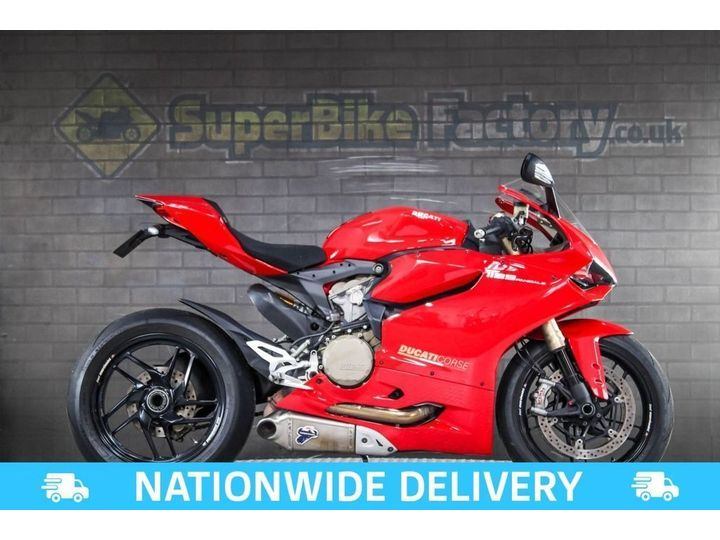 Ducati 1199 PANIGALE ALL TYPES OF CREDIT ACCEPTED. 1198cc image