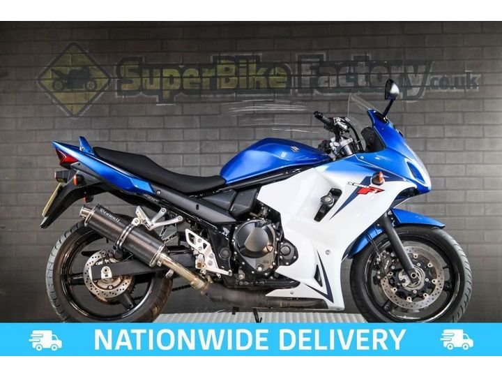Suzuki GSX650 ALL TYPES OF CREDIT ACCEPTED 656cc image