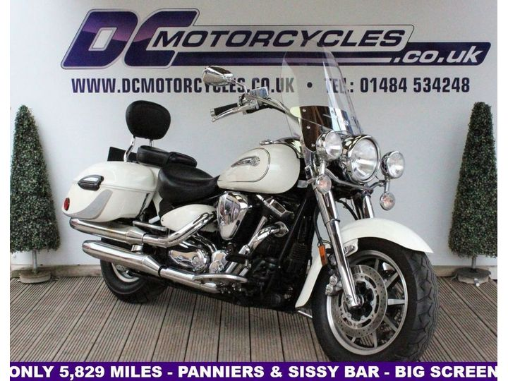 Yamaha XV1700 MIDNIGHT STAR Only 5,829 Miles - 1 Former Keeper 0 … image
