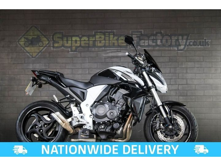 Honda CB1000R ABS ALL TYPES OF CREDIT ACCEPTED. 998cc image